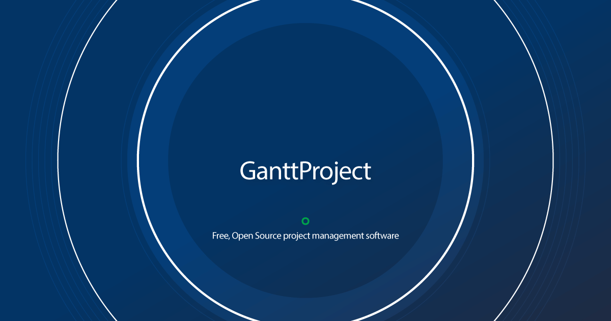 download ganttproject