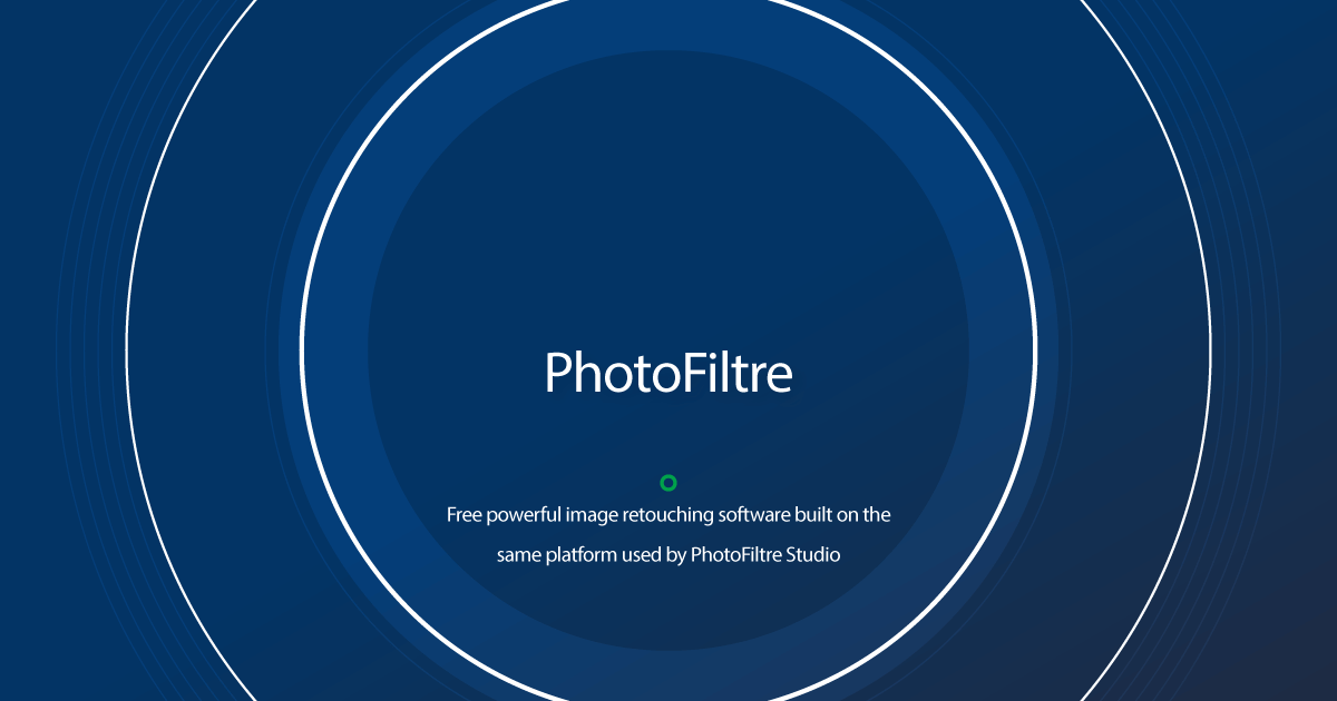 download photofiltre old version