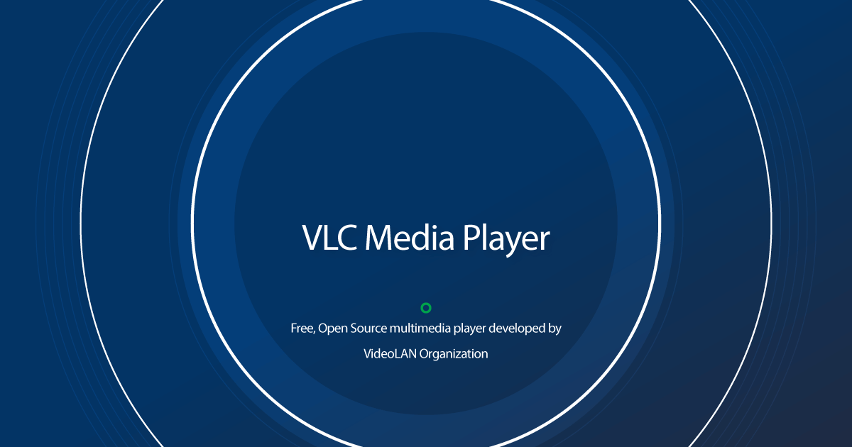 Download VLC Media Player latest release